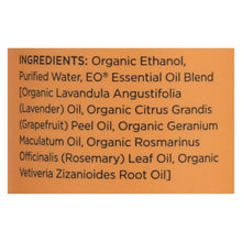 Load image into Gallery viewer, Eo Products - Organic Deodorant Spray Citrus - 4 Fl Oz