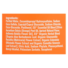 Load image into Gallery viewer, Eo Products - Everyone Soap For Kids - Orange Squeeze - 32 Oz