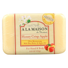 Load image into Gallery viewer, A La Maison - Bar Soap - Honey Crisp Apple - 8.8 Oz