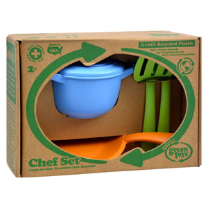 Green Toys Chef Set - 5 Piece Set
