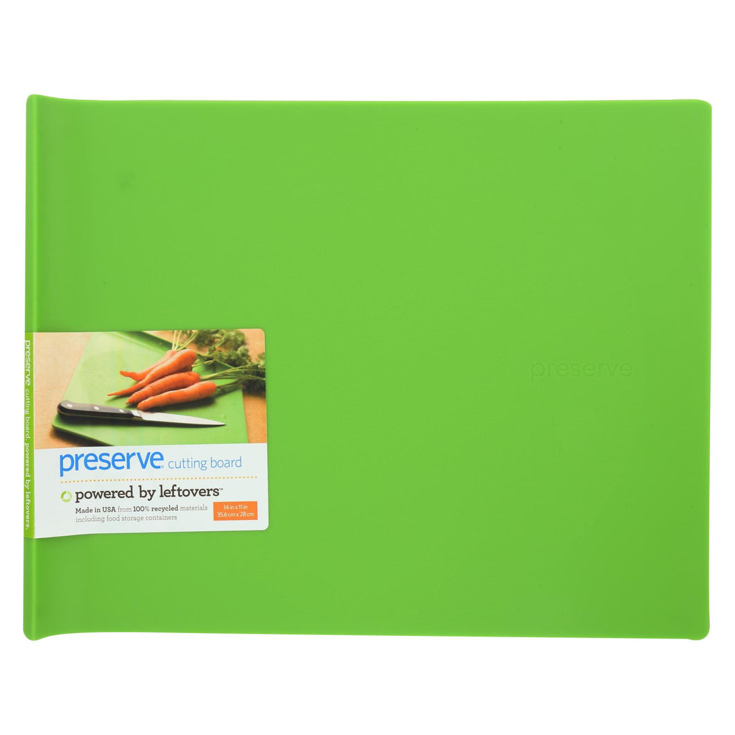 Preserve Large Cutting Board - Green - 14 In X 11 In