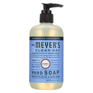 Mrs. Meyer's Clean Day - Liquid Hand Soap - Bluebell - 12.5 Oz
