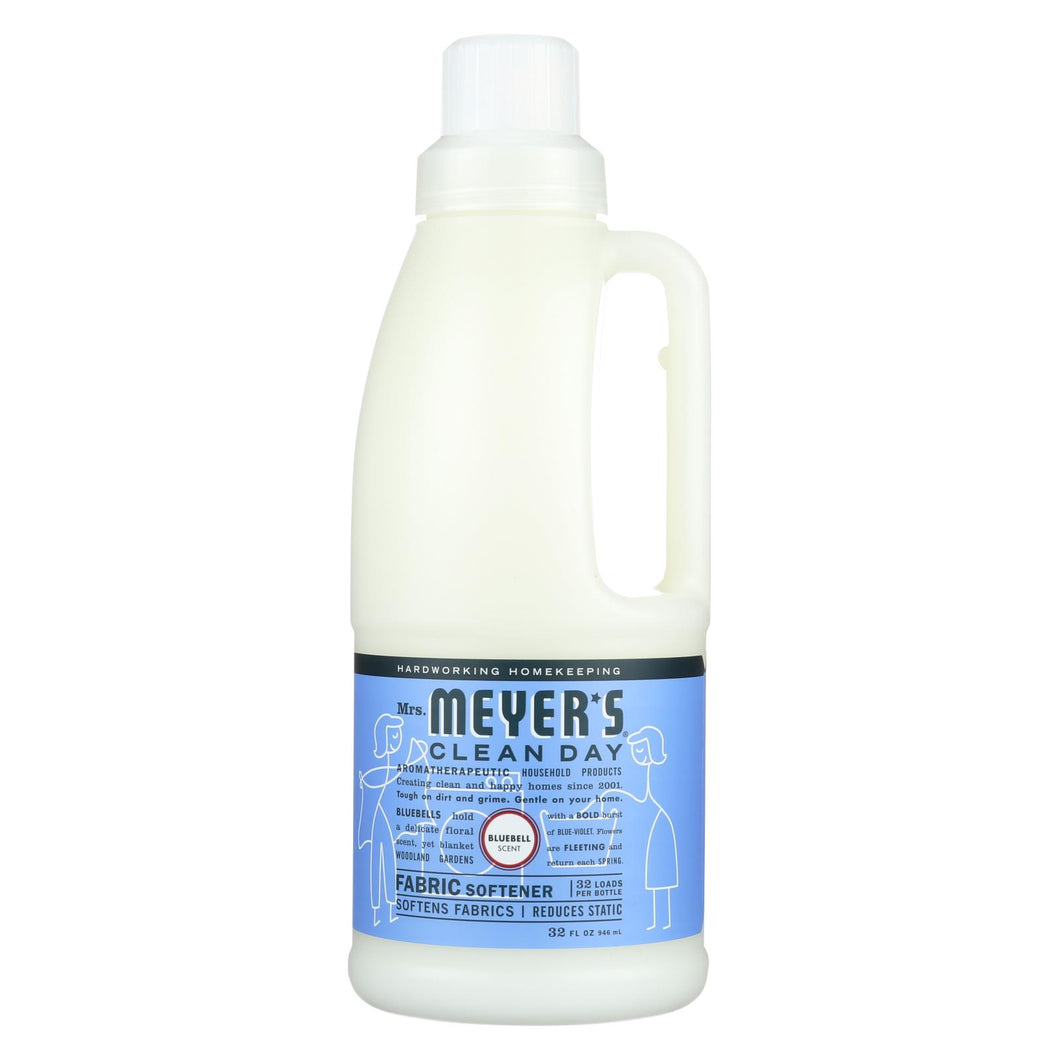 Mrs. Meyer's Clean Day - Fabric Softener - Bluebell - 32 Oz