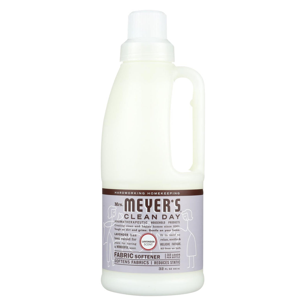 Mrs. Meyer's Clean Day - Fabric Softener - Lavender - 32 Oz