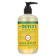 Load image into Gallery viewer, Mrs. Meyer's Clean Day - Liquid Hand Soap - Honeysuckle - 12.5 Oz