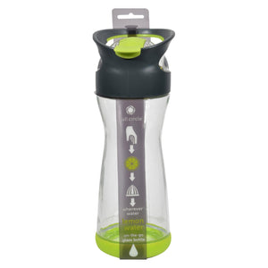 Full Circle Home On The Go Lemon Glass Water Bottle - Lime