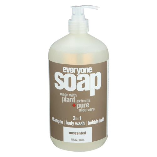 Eo Products - Everyone Soap - Unscented - 32 Fl Oz