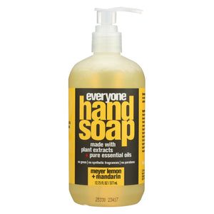Eo Products - Everyone Hand Soap - Meyer Lemon And Mandarin - 12.75 Oz