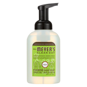 Mrs. Meyer's Clean Day - Foaming Hand Soap - Apple - Case Of 6 - 10 Fl Oz