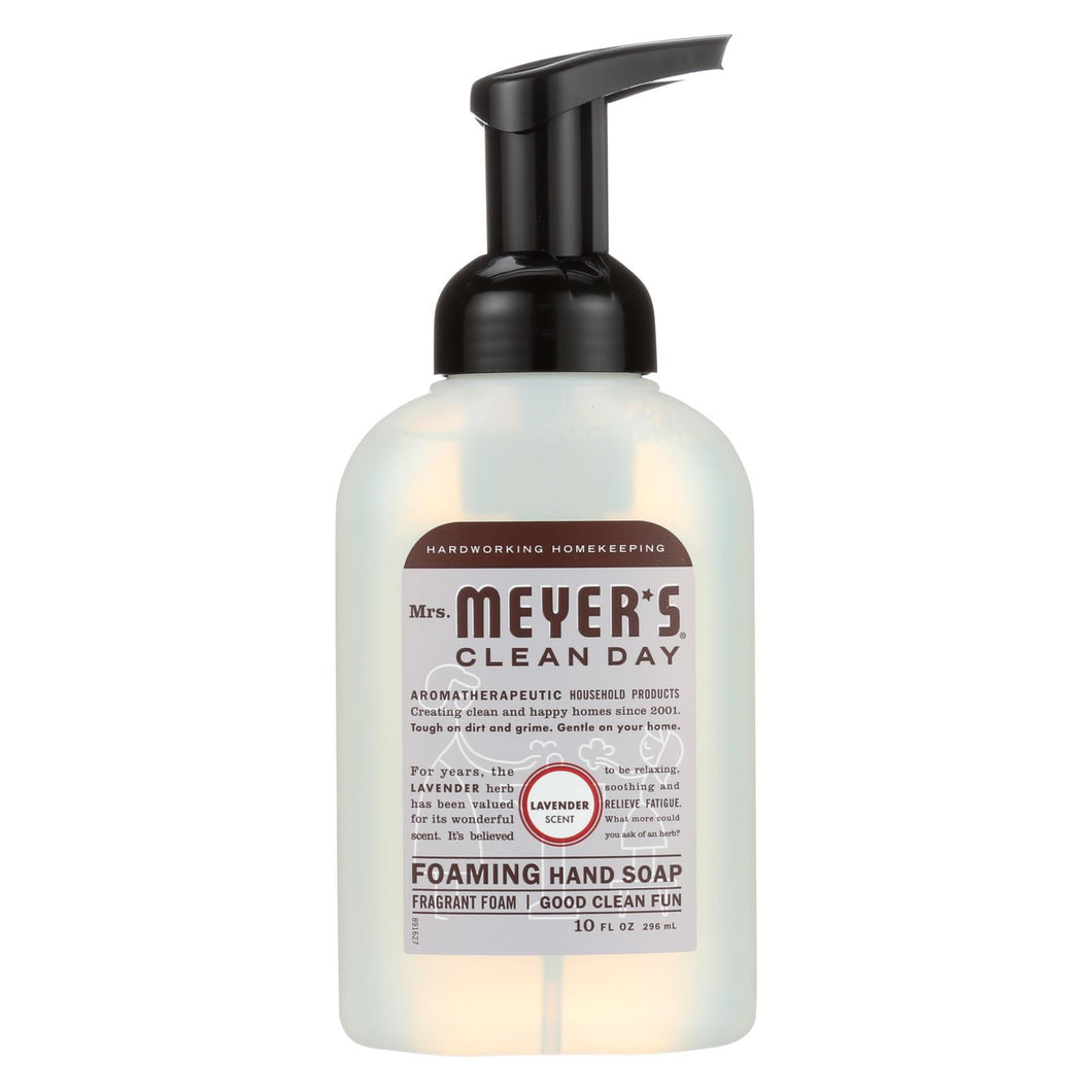 Mrs. Meyer's Clean Day - Foaming Hand Soap - Lavender - 10 Fl Oz