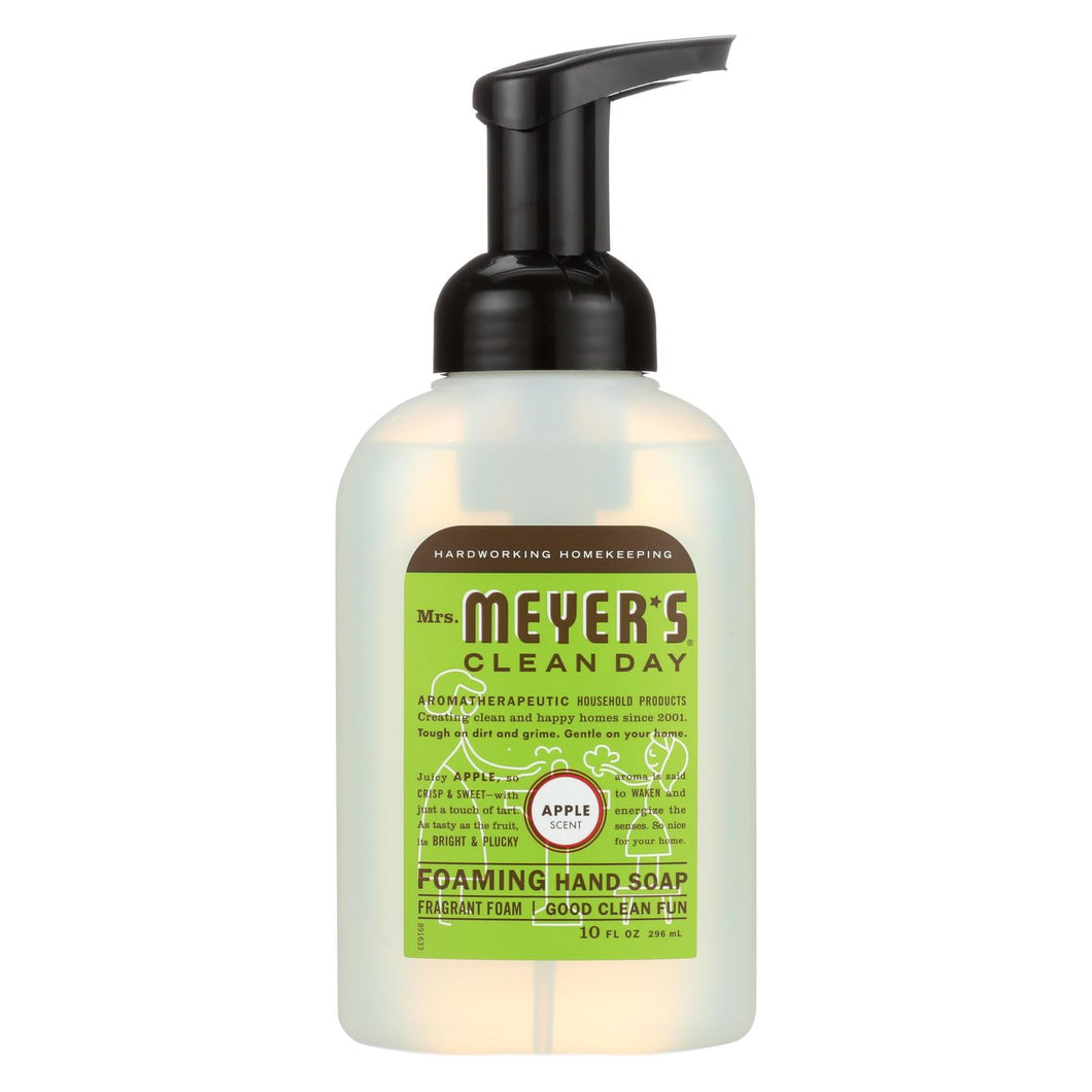 Mrs. Meyer's Clean Day - Foaming Hand Soap - Apple - 10 Fl Oz