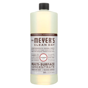 Mrs. Meyer's Clean Day - Multi Surface Concentrate - Lavender - 32 Fl Oz