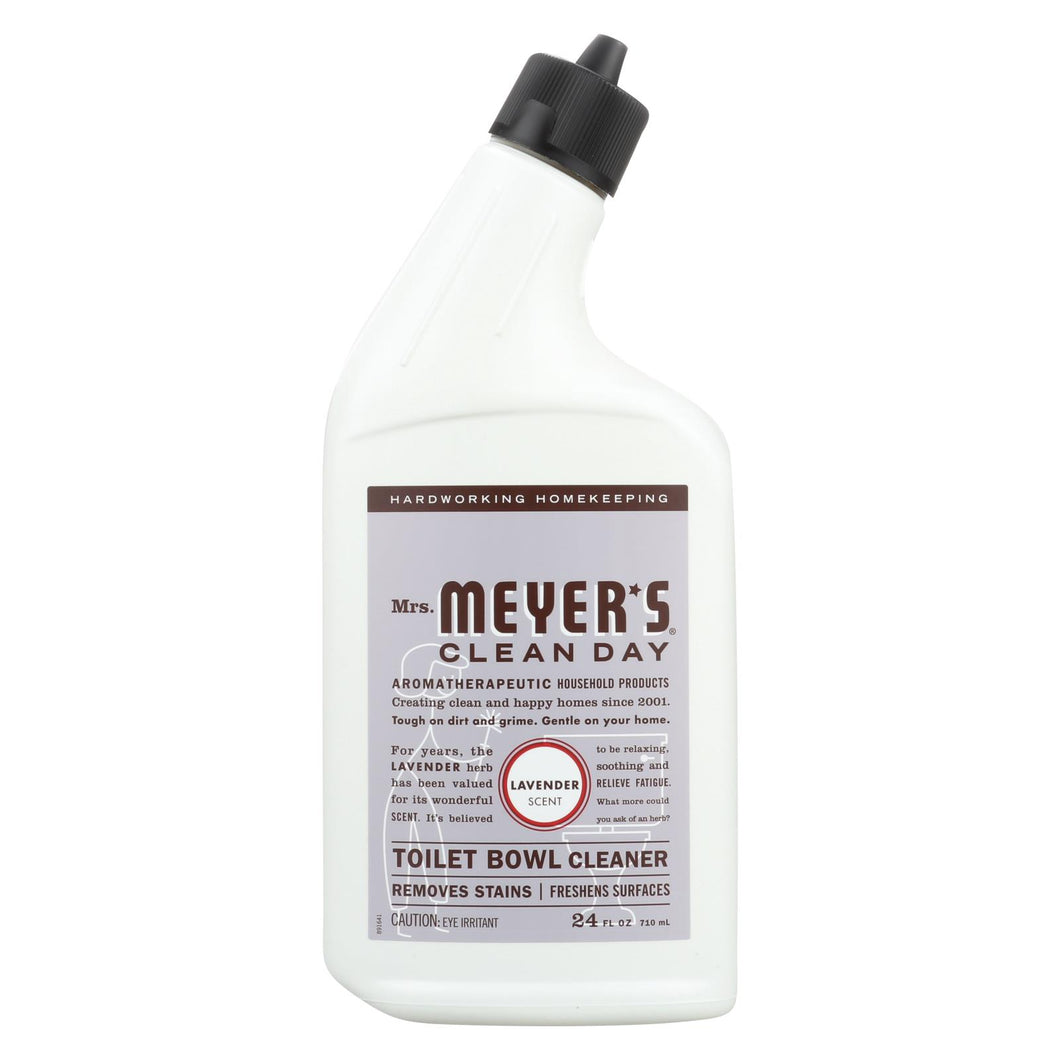 Mrs. Meyer's Clean Day - Toilet Bowl Cleaner - Lavender - 24 Fl Oz