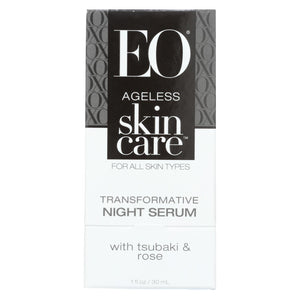 Eo Products - Face Night Serum - Ageless - Transformative - 1 Oz - 1 Each