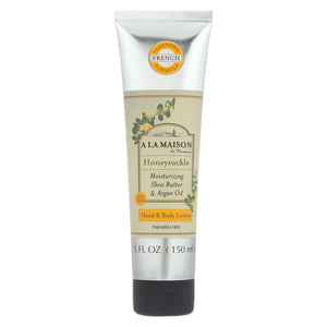 A La Maison - Hand And Body Lotion - Honeysuckle - 5 Fl Oz