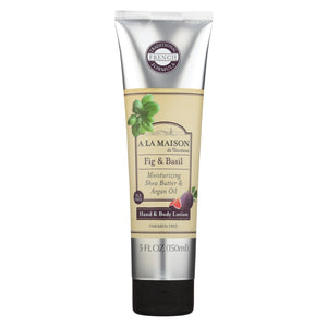 A La Maison - Hand And Body Lotion - Fig And Basil - 5 Fl Oz.