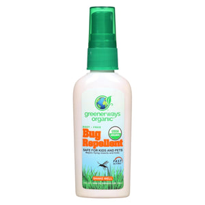 Greener Ways Organic Insect Repellent - 2 Fl Oz.