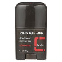 Load image into Gallery viewer, Every Man Jack Deodorant Travel - Travel - 0.5 Oz.