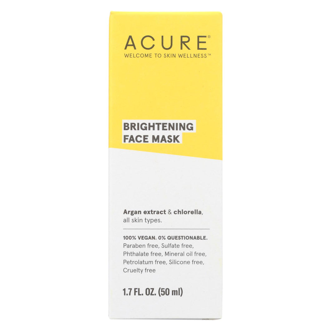 Acure - Facial Mask - Cell Stimulating - 1.75 Fl Oz.