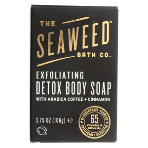 The Seaweed Bath Co Soap - Bar - Detox Cellulite - 3.75 Oz