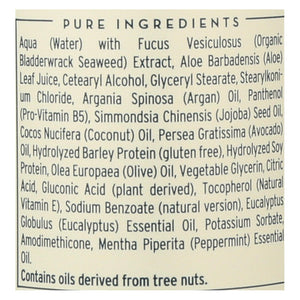 The Seaweed Bath Co Conditioner - Balancing - Eucalyptus - Pepper - 12 Fl Oz
