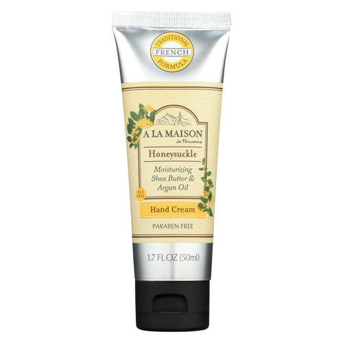 A La Maison - Hand Cream - Honeysuckle - 1.7 Fl Oz.