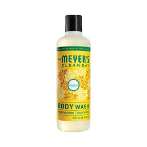 Mrs. Meyer's Clean Day - Body Wash - Honesuckle - Case Of 6 - 16 Fl Oz