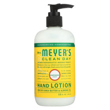 Load image into Gallery viewer, Mrs. Meyer's Clean Day - Hand Lotion - Honeysuckle - Case Of 6 - 12 Fl Oz
