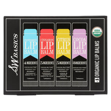 Load image into Gallery viewer, S.w. Basics - Lip Balm - Assorted - 4 Pack - 4 Count
