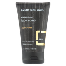 Load image into Gallery viewer, Every Man Jack Face Scrub - Fragrance Free - 4.2 Fl Oz.