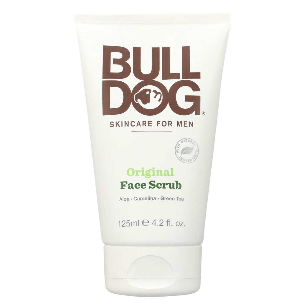 Bulldog Natural Skincare - Face Scrub - Original - 4.2 Fl Oz