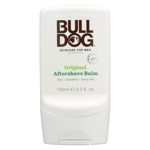 Bulldog Natural Skincare - Aftershave Balm - Original - 3.3 Fl Oz