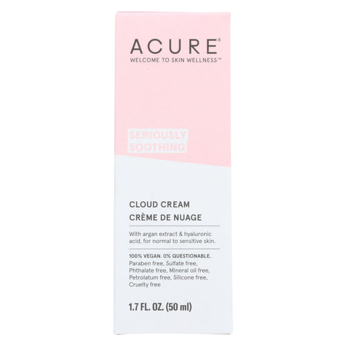 Acure - Cream - Soothing - Cloud - 1.7 Fl Oz