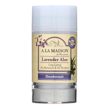 Load image into Gallery viewer, A La Maison - Deodorant - Lavender - 2.4 Oz