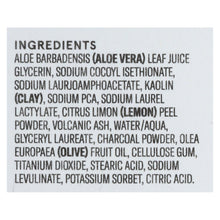 Load image into Gallery viewer, Acure - Charcoal Lemonade Cleansing Clay - Incredibly Clear - 4 Fl Oz.