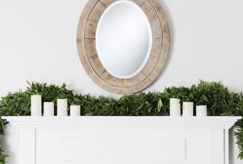 Organic Bay Leaf Garland- 6 Feet
