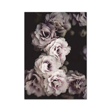 Load image into Gallery viewer, Nordic Fashion Poster Flowers Canvas Painting Quote Wall Art Pictures For Living Room Modern Home Decorative Prints On The Wall