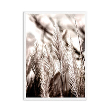 Load image into Gallery viewer, Boho Girl Flower Leaves Wheat Plant Farm Quotes Wall Art Canvas Painting Nordic Posters And Prints Wall Pictures For Living Room