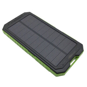 Battery Charger Power Bank Case Portable DIY Kit Outdoor Waterproof Solar Panels Mobile Phones Power Supply