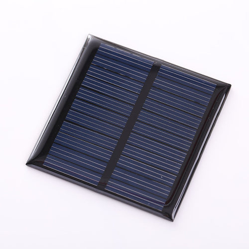Charger 5.5V Solar Panel 0.6W
