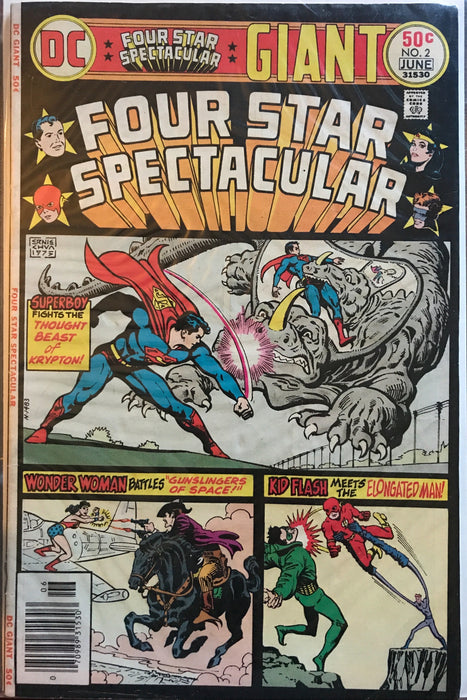 Four Star Spectacular #  2  VG/FN (5.0)