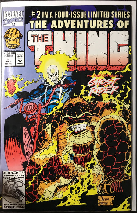 Adventures of the Thing #  2  VF/NM (9.0)