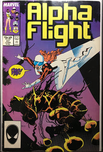 Alpha Flight # 47 FN (6.0)