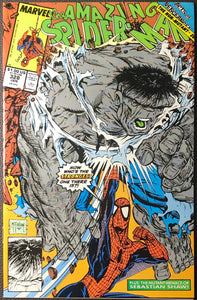 Amazing Spider-Man #328 NM+ (9.6)