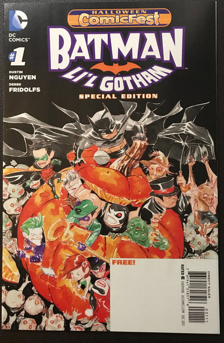 Batman: Li'l Gotham ComicFest Edition #  1 NM (9.4)