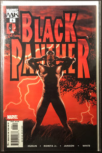 Black Panther #  6 NM (9.4)