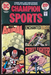 Champion of Sports #  2 FN- (5.5)