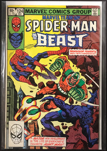 Marvel Team-Up #124 VG/FN (5.0)