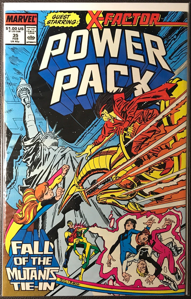 Power Pack # 35 NM- (9.2)