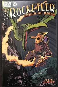 Rocketeer: Cargo of Doom #1-4 NM+ (9.6)